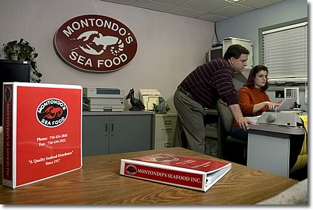 Montondo's Wholesale Seafood delivered to your restaurant in WNY